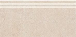SG602300R\GR Ступень Фудзи беж светлый обрезной