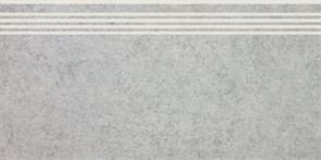 SG601900R\GR Ступень Фудзи светло-серый обрезной