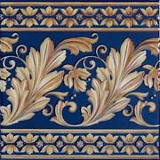 Декор Majesy Cobalto 20 x 20