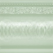 Бордюр Zocalo Yara Verde Pastel 15*15