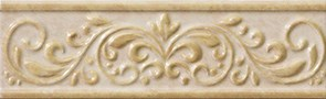 Elite Cream Listello Natura 7.5x25