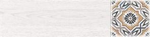 Дуб Декор 2 белый 60х15,1
