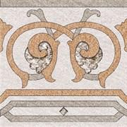 Рамина Декор 2 бежевый 41,8х41,8