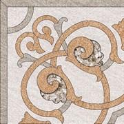 Рамина Декор 1 бежевый 41,8х41,8