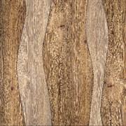 Вега Керамогранит коричневый 41,8х41,8