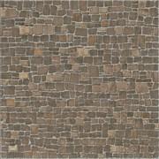 Аликанте Керамогранит коричневый 41,8х41,8