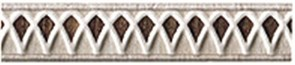 SINUA Wall Listello 4*20