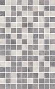 MM6268C  Декор Мармион серый мозаичный
