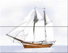 Агат Блю Панно Atlantik 50.5x40.2