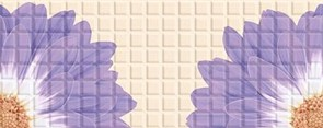 Mariscos Mosaic Floris Lila 20.1x50.5