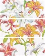Панно Variete bouquet (3 pz) 50.5x60.3