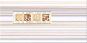 Декор Асти Латте Геометрия 40.5х20.1