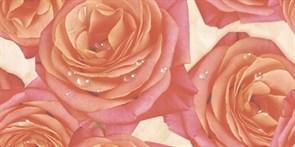 Мэри Декоративный массив Розы 25х50