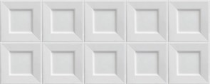Cubic White 50*20