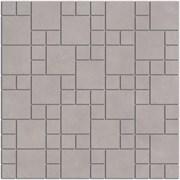 SG185\002 Декор Александрия серый мозаичный