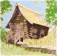 AR15\1221 Декор Домики