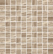 Mosaico Ontario Marfil/Topo 30*30