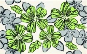 Плитка Vivian Verde kwiat 25x40