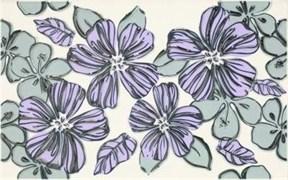 Плитка Vivian Viola kwiat 25x40
