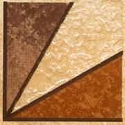 Плитка Rufus Beige Декор 7,7x7,7