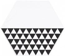 NT\A218\23000 Декор Буранелли треугольники