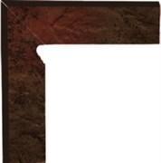 Ступени Semir Brown Цоколь левый (B+A) 30х8,1