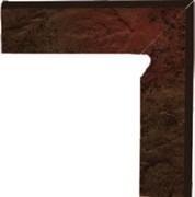 Ступени Semir Brown Цоколь правый (B+A)30х8,1