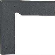 Ступени Semir Grafit Цоколь левый (B+A) 30х8,1