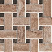 DL195\002 Декор Амбуаз беж мозаичный 32х32