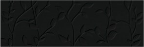 O-WIN-WTA232 Плитка Winter Vine рельеф черный 29x89