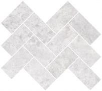 Мозаика Marmori Шеврон Благородный Кремовый (5*10) 31,5х28