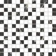 Мозаика Marmori Сан Лорен Черный Микс (3х3) 29,4х29,4