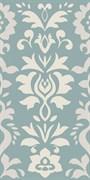 Декор Cherie бирюзовый 30х60