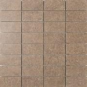 DP168\009 Декор Фьорд табачный мозаичный
