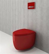 Унитаз подвесной Bocchi Etna красный 1116-019-0129