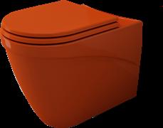 Унитаз компакт Bocchi Taormina оранж