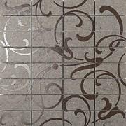 DP168\011 Декор Фьорд серый мозаичный
