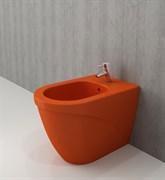 Биде напольное Bocchi Taormina Arch 560*370 оранж. 1019-012-0120