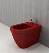 Биде напольное Bocchi Taormina Arch 560*370 красный 1019-019-0120