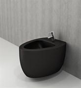 Биде подвесное Bocchi Etna 540*400 матовый черный 1117-004-0120