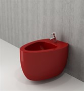 Биде подвесное Bocchi Etna 540*400 красный 1117-019-0120