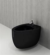 Биде подвесное Bocchi Etna 540*400 глянцевый черный 1117-005-0120