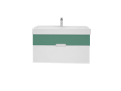 Тумба с раковиной Bocchi Malibu Aqua Soft 100 см
