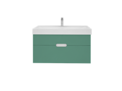 Тумба с раковиной Bocchi Malibu Aqua 100 см