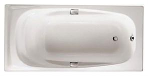Чугунная ванна Jacob Delafon Repos E2903 180х80