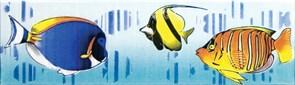 PQ01/2828 Рыбки декор