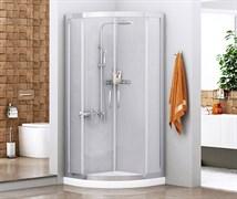 Душевой уголок с раздвижными дверьми Wasserkraft Isen 26S01