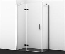 Душевой уголок с левой распашной дверью Wasserkraft Aller 10H07L