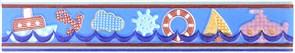 AR54\5055 Бордюр Морская прогулка