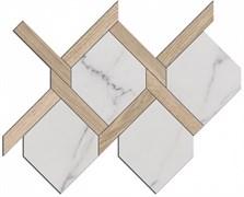 ID75 Декор Монте Тиберио наборный 49,5x40,2